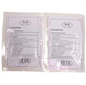 Chemické teplo Mini Warmers MFH® jednorazové