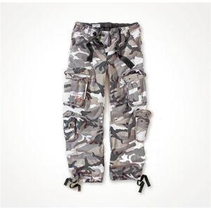 Nohavice RAW VINTAGE SURPLUS® Airborne - urban (Farba: Urban, Veľkosť: 3XL)