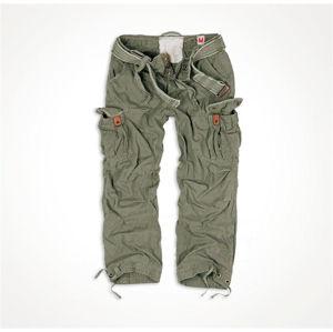Nohavice RAW VINTAGE SURPLUS® Premium - olív (Farba: Olive Green , Veľkosť: 4XL)