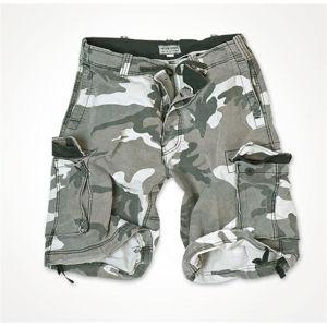Krátke nohavice RAW VINTAGE SURPLUS® Shorts - urban (Farba: Urban, Veľkosť: M)