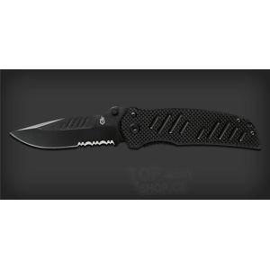 Zatvárací nôž Swagger GERBER® s kombinovaným ostrím