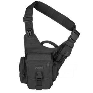 Brašna - taška MAXPEDITION® Fatboy ™ Versipack® - čierna (Farba: Čierna)