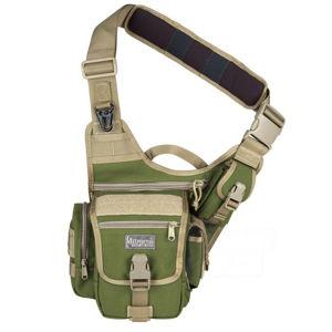Brašna - taška MAXPEDITION® Fatboy ™ Versipack® - zeleno-piesková (Farba: Zelená / khaki)