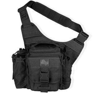 Brašňa na rameno - taška MAXPEDITION® Jumbo E. D. C.  ™ Versipack® - čierna (Farba: Čierna)