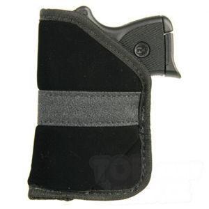 Vreckové puzdro Blackhawk - čierne