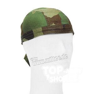 Šatka Headwrap Mil-Tec® - woodland (Farba: US woodland)