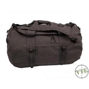 Cestovná taška Mammoth Voodoo Tactical - čierna (Farba: Čierna)