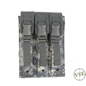 Trojité puzdro MP5 Mag Pouch Voodoo Tactical - AT Digital