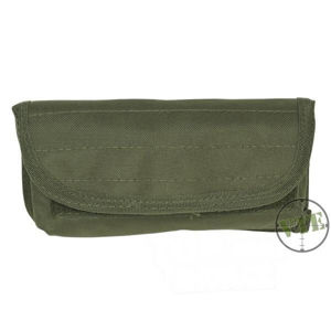 Universal Straps 20 Round Shooter's Pouch O.D.
