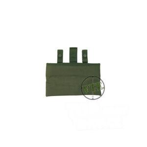 Odhadzovacia sumka na zásobníky 6 Voodoo Tactical - zelená