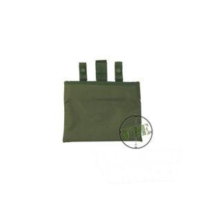 Odhadzovacia sumka na zásobníky 8 Voodoo Tactical - zelená (Farba: Zelená)