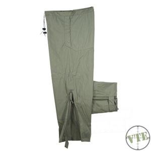 Priedyšné E.C.W. nohavice Voodoo Tactical - zelené (Veľkosť: S)