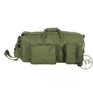 Prepravná taška Mini Mojo na kolieskach - čierna