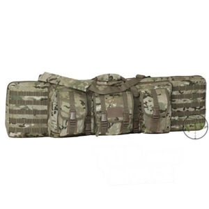 Puzdro na 4 zbraně 42 Padded Voodoo Tactical - multicam