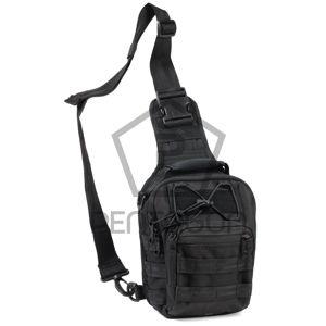 Taktická taška cez rameno PENTAGON® UCB - čierna (Farba: Čierna)