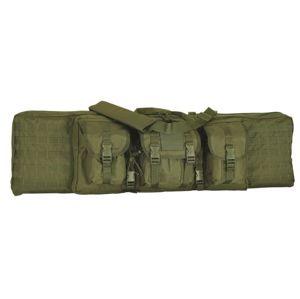 Puzdro na 4 zbraně 36 Padded Voodoo Tactical - zelená (Farba: Zelená)