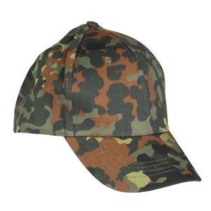 Dětská čepice s kšiltem BASEBALL Mil-Tec® (Farba: Flectarn)