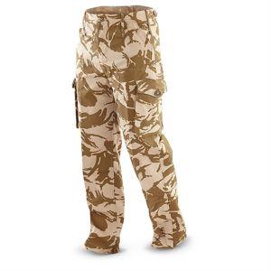 Nohavice Windproof originál britskej armády nové (Veľkosť: 76/80/96)