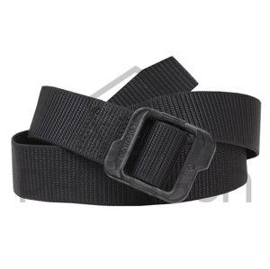 """Taktický opasok PENTAGON® Stealth Single Duty Belt 1,5 """"- čierny (Farba: Čierna, Veľkosť: XXL)"""