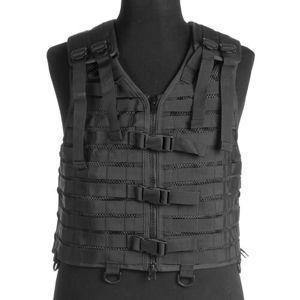 Taktická vesta MODULAR SYSTEM Mil-Tec® - čierna (Farba: Čierna)