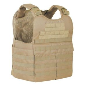 Nosič plátov Heavy Armor Carrier Voodoo Tactical - coyote