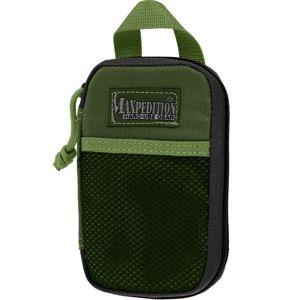 Vreckový organizér MAXPEDITION® Micro - zelený (Farba: Zelená)