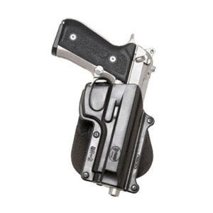 Pistolové pouzdro FOBUS® BR-2 BHP RT TB opaskové Roto-Holster™ pro služební opasek na pistoli Beretta