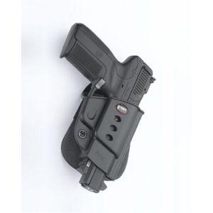 Pistolové pouzdro FOBUS® FNH BHP RT opaskové Roto-Holster™ pro služební opasek na pistoli FN