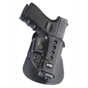 Pistolové pouzdro FOBUS® GL-2 ND LH RT s pádlem Roto-Holster™ na pistoli Glock, Kahr nebo Walther - pro leváky