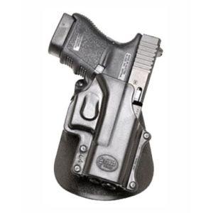 Pistolové pouzdro FOBUS® GL-4 LH RT s pádlem Roto-Holster™ na pistoli Glock a Smith & Wesson - pro leváky