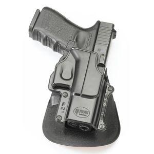 Pistolové pouzdro FOBUS® GL-2 LH BHP RT TB opaskové Roto-Holster™ pro služební opasek na pistoli Glock - pro leváky