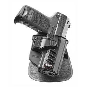 Pistolové pouzdro FOBUS® HKCH LH BHP RT opaskové Roto-Holster™ pro služební opasek na pistoli H&K - pro leváky