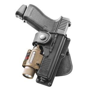 Pistolové pouzdro FOBUS® RBT19 LS P s pádlem na pistoli H&K nebo HS 2000