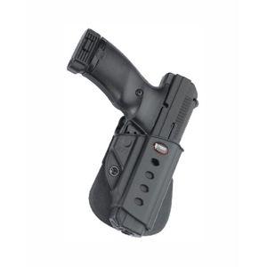 Pistolové pouzdro FOBUS® HPP EX BHP stehenní s opaskovým průvlekem na pistoli Hi-Point nebo Ruger