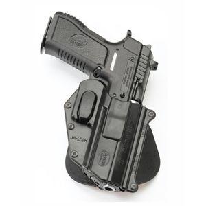 Pistolové pouzdro FOBUS® JRM-2 SH BHP RT opaskové Roto-Holster™ pro služební opasek na pistoli IWI Israel
