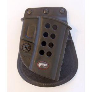 Pistolové pouzdro FOBUS® KPD-1 BHP opaskové pro služební opasek na pistoli Kimber