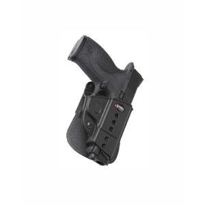 Pistolové pouzdro FOBUS® SWMP LH EX BH stehenní s opaskovým průvlekem na pistoli Smith & Wesson nebo Diamondback - pro leváky