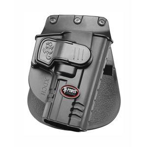 Pistolové pouzdro FOBUS® XDCH LH EX BHP stehenní s opaskovým průvlekem na pistoli Springfield - pro leváky