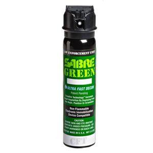 Obranný sprej SABRE GREEN® CROSSFIRE MK-3 prúd 30
