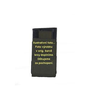Vnútorné vkladacie púzdro na zásobník do pušky SAGEAR® - čierne (Farba: Čierna)