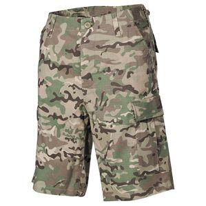 Krátke nohavice MFH® US BDU Rip Stop - Operation Camo (Farba: Operation camo, Veľkosť: L)