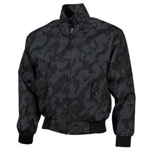Letní bunda Pro Company® HARRINGTON - camo (Farba: Black Camo, Veľkosť: XL)
