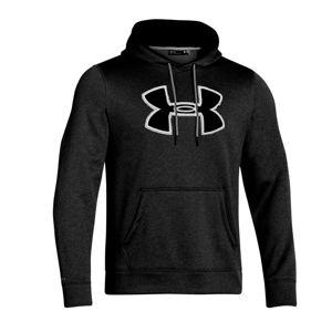 Mikina s kapucňou UNDER ARMOUR® ColdGear® - čierna (Farba: Čierna, Veľkosť: XXL)
