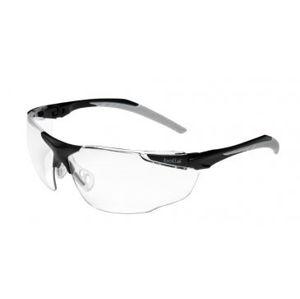 Ochranné okuliare BOLLÉ® UNIVERSAL - čierne, číre (Farba: Čierna, Šošovky: Číre)
