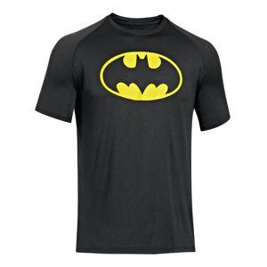 Triko Batman UNDER ARMOUR® HeatGear® - čierne (Veľkosť: XXL)