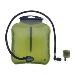 Hydratačný vak SOURCE® ILPS™  2L, 3L + UTA™  adaptér - čierny (Farba: Čierna)
