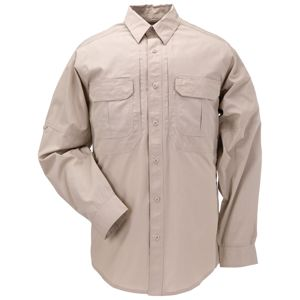 Košile s dlouhým rukávem 5.11 Tactical® Taclite Pro - khaki (Farba: Khaki, Veľkosť: L)