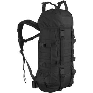 Vojenský batoh Wisport® Silver Fox - čierny (Farba: Čierna)