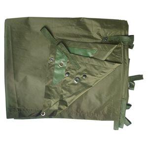 Ľahká nepremokavá celta Mil-Tec® BASHA - olív (Farba: Olive Green )