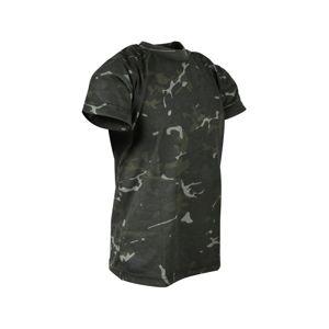 Detské tričko Kombat UK® - BTP Black (Farba: British Terrain Pattern Black®, Veľkosť: 3-4 roky)